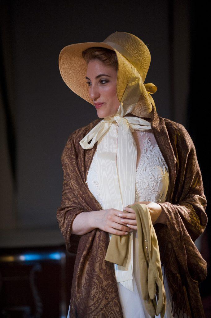 Deborah Grausman in Beethoven Love Elegies
